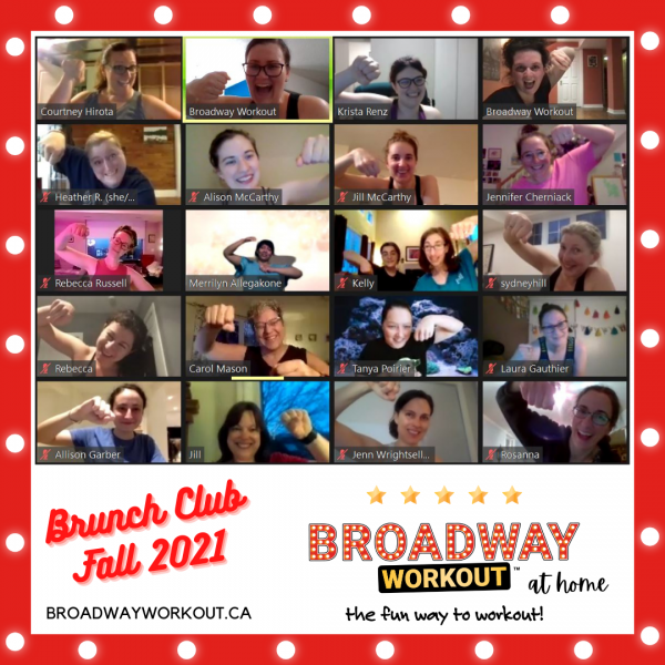 Broadway Workout Brunch Club