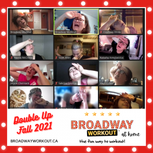 Broadway Workout - Double Up