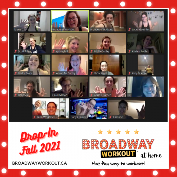 Broadway Workout Drop-In